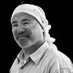 Toshihiro Hasegawa, sculptor, Japan