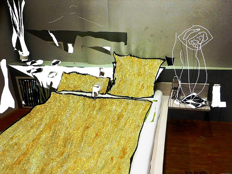 ICCBonn--Decke-zu-kurz;-Multimedia;-60--x-80-cm;-2014