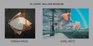 """25 JAHRE MALURA MUSEUM - """"Was ist Zeit?"""""""
